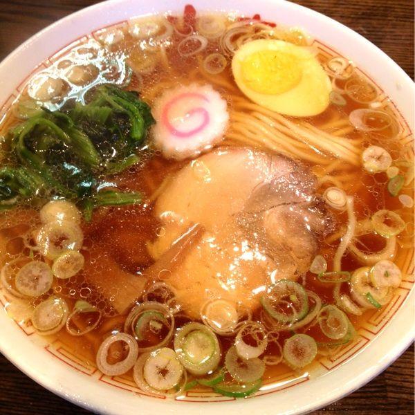 中華そば380円‼ 安ッこの値段なら十分満足な美味しさ