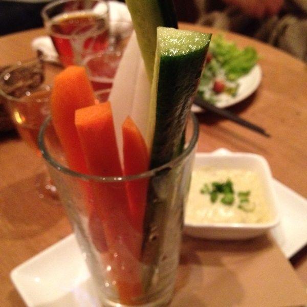 野菜スティック @ 萬感