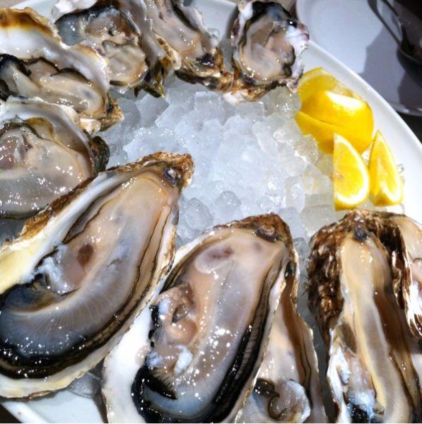 ガンボ&オイスターバー ラゾーナ川崎店 大好物の生牡蠣