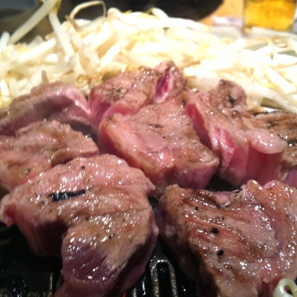 ジンギスカン ゆきだるま 中野店   東京のジンギスカン・ラム肉 ...