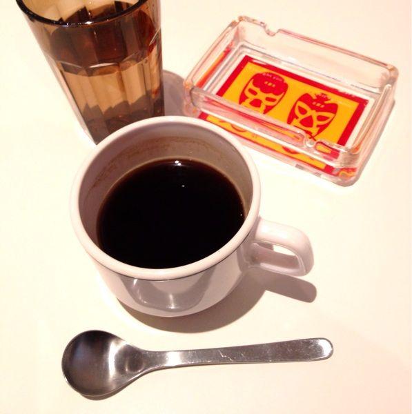 HOTコーヒー400円‼  ゆったり寛げる穴場カフェ