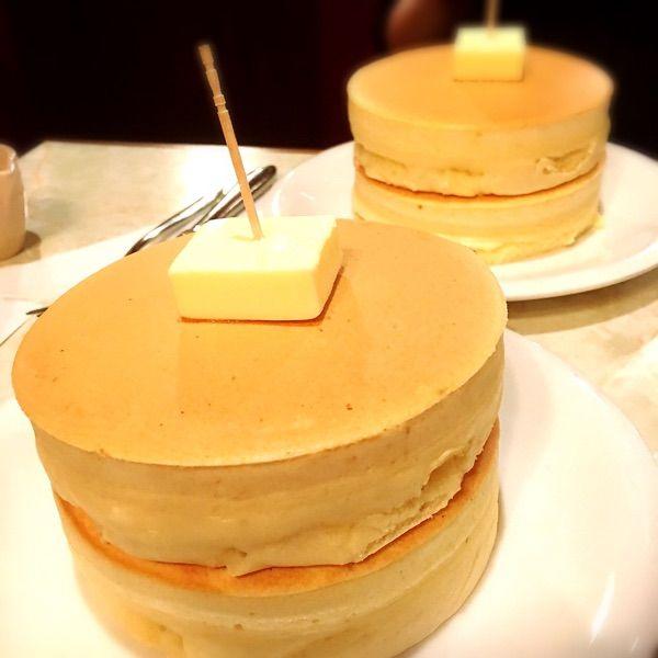 ニット ホットケーキ