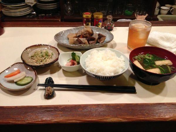 投稿:瓜坊 筑前煮定食 / No.339601 瓜坊