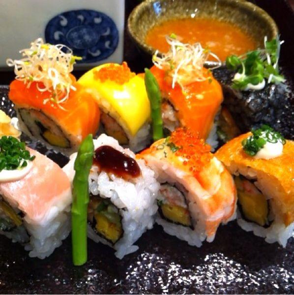 SHARI THE TOKYO SUSHI BAR | 銀座ランチおすすめ~2000円以内で食べ ...