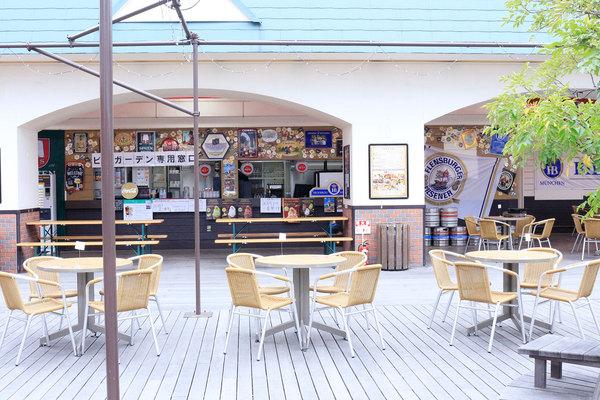 【訪問レポート】池袋・東武で世界のクラフトビールが味わえる、極上の青空ビアガーデン!
