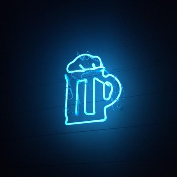 ビールのネオン