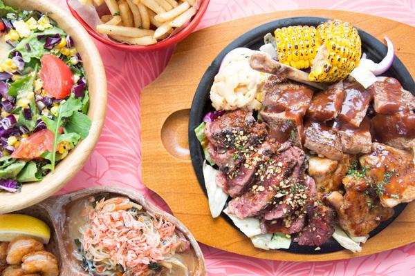 【訪問レポート】横浜ベイクォーターのビアガーデン「アロハテーブル オーシャンブリーズ」