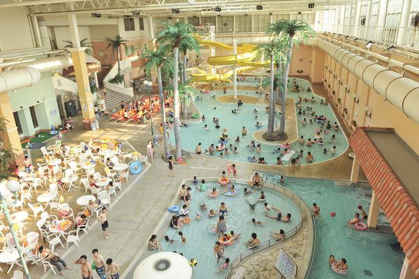 奈良健康ランド・奈良プラザホテル | 二階堂 | みんなのプール部