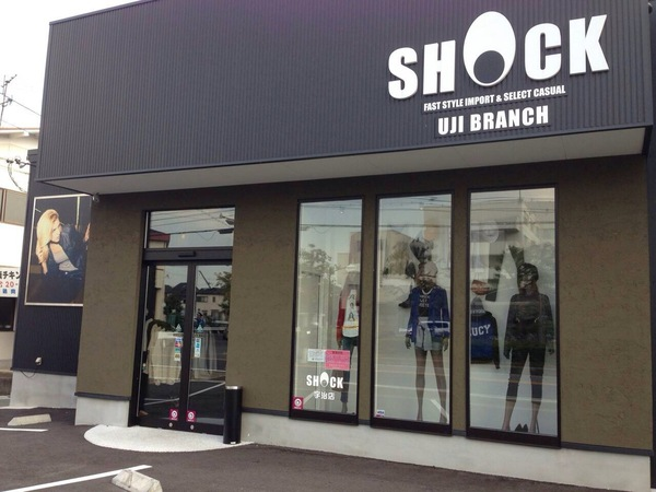 SHOCK 宇治店
