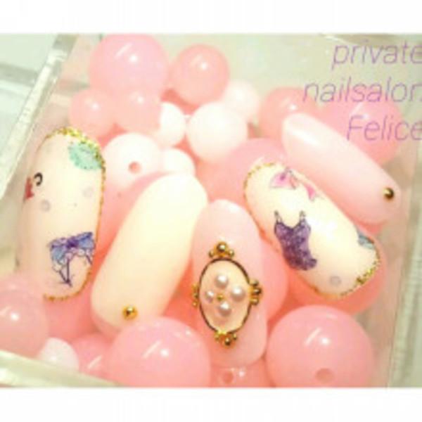 private nail salon Felice