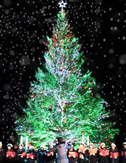 2018はこだてクリスマスファンタジー
