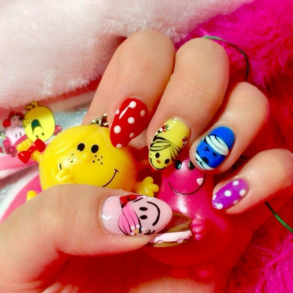 home nail Amy
