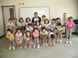 ECCジュニア 芦子教室