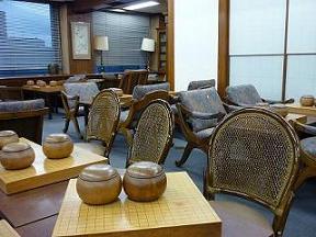 囲碁倶楽部 爛柯 囲碁教室
