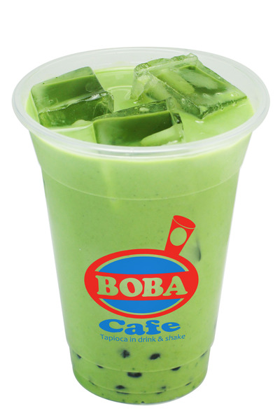 BOBA stand