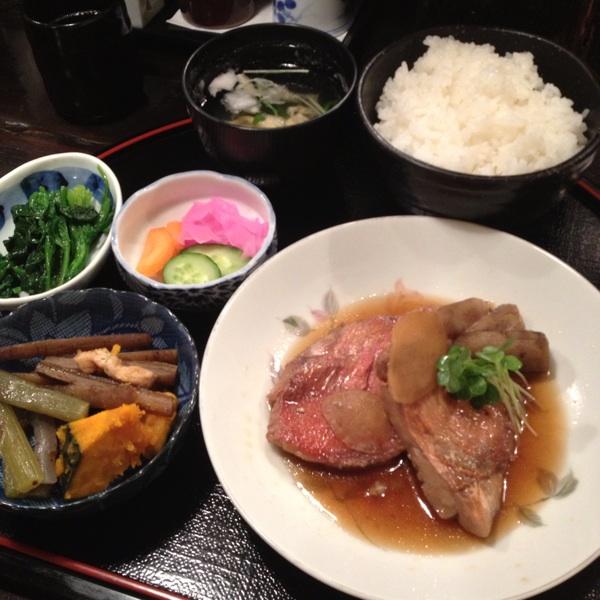 いなだ 豪徳寺 旬菜魚 いなだ(豪徳寺・鮮魚料理/洋食)