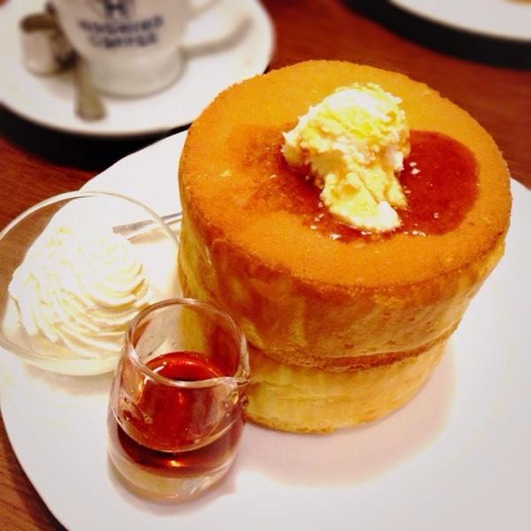 星乃珈琲店 蕨店 | 蕨 | みんなのパンケーキ部