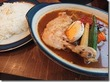このスープはやっぱりチキンが絶妙に合う!スープカレーZora 札幌市中央区南1西7