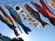 センター南の春まつりが2日間にわたり開催!フリマ会場・ステージの様子と、毎年恒例の鯉のぼりプレゼントの時間帯も!