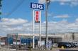 1号線ぞい八幡に車買取専門店「ビッグモーター」つくってる。7月28日オープン予定
