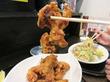 【福岡】学生街で焼チャンポン&デカ盛り唐揚げ♪@ライスライス昭和