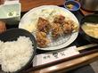 喰処飲処 蛍火 品川インターシティ店/お手頃価格の唐揚げ定食ランチ!