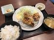 鍛冶屋 文蔵 品川グランパサージュ店/居酒屋のサクサク衣の唐揚げ定食