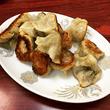 長崎チャンポンの老舗「來來來」で太麺皿うどんと一口餃子
