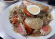 「チャーシューワンタンメン」の、紛れも無い、昭和感! 魔法のスープに変わりゆく、「肉そば」の優しいひびき。。。蛎殻町・来々軒
