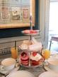 Afternoon tea Laduree♡Laduree Salon de the 銀座三越
