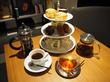ジョーズカフェ/アパレルショップジョゼフ併設のカフェでアフタヌーンティー♪
