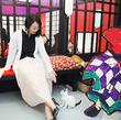 【期間限定】猫好きにはたまらない!浮世絵世界で猫と遊べる「江戸ねこ茶屋」☆