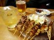 【福岡】大きめ豚バラ串が美味しい♪@焼鳥 さんの宮 西新店