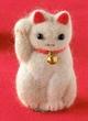 愛猫をブラッシングして来てにゃ♪ 4月29日群馬県太田市で「招き猫毛」の教室