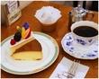 平日休みは老舗洋菓子店のプリンとショートケーキをWセット♪