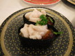 (東久留米市) - はま寿司 東久留米前沢店 「あおさみそ汁・やりいか<うにのせ>・めごちの天ぷら握り・真鱈の白子軍艦・北海道濃厚味噌ラーメン など」