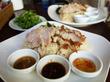 【福岡】毎年期間限定・天神ロジウラ・タイ版海南鶏飯♪@博多カオマンガイ 万国屋