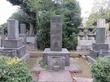高松凌雲のお墓(谷中霊園に眠る幕末の有名人⑪)