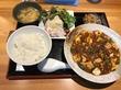 暑い夏に麻婆豆腐♪@中国菜 SHIN-PEI