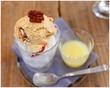 yohakでスパイス効いた絶品サンデー♪塩味効いたキャラメルアイスがおいしい!