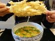 【福岡】豊前裏打会の金字塔!ごぼ天&野菜天ぶっかけ♪@うどん和助 大名店