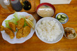 カキフライ定食始まっています★★大乃家食堂@船橋市場