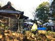 センター南の茅ヶ崎杉山神社に初詣!甘酒以外にミカンとお菓子がもらえてお得