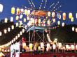 北山田駅近くの山田富士公園 盆踊りは大盛況!スペシャルゲストが夏祭りのコンサートを盛り上げる