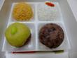 とうもろこしにココナッツのおはぎ森乃お菓子