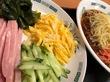 黒酢しょうゆ冷し麺 at 日高屋 学芸大学駅前店