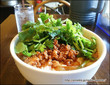 カレー刀削麺500円とタンタン麺式刀削麺☆刀削麺酒家(とうしょうめんしゅか)