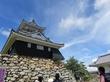 8月14日 昼下がり浜松城公園、快晴