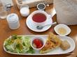 紅茶やさんのキッシュランチ♡h.m.c