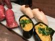 【大宮】サクラサク店内 大宮肉寿司 ヘルシー桜肉が旨い人気店
